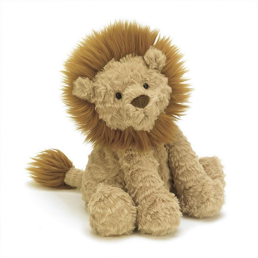 Jellycat Fuddlewuddle Lion Daisy Daisy